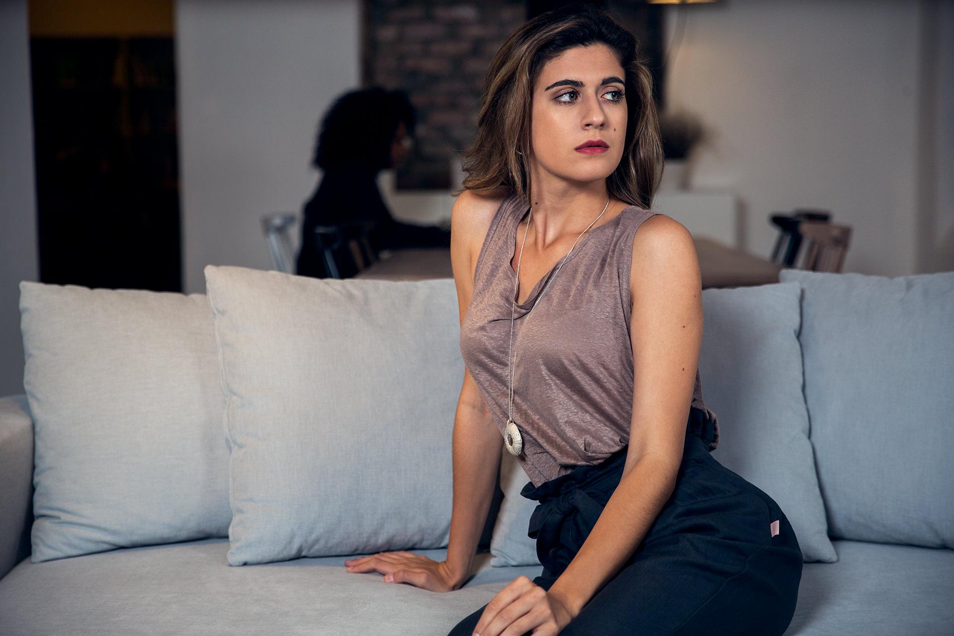 Filipa Santos - Shoot for Näz Fashion in Boa Safra - LX Factory 01 ©Martim Vidigal